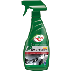 Turtle Wax® WAX IT WET Rychlovosk na mokrý lak 500ml