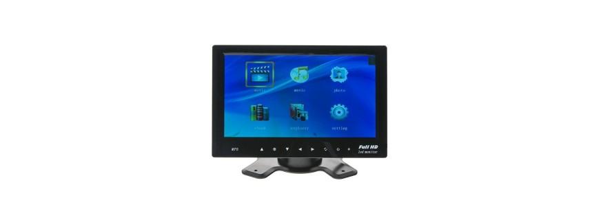 Multimediální monitory