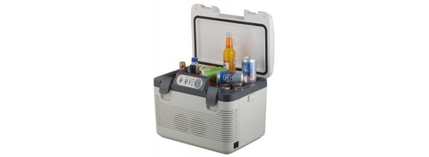 Chladničky, termotašky